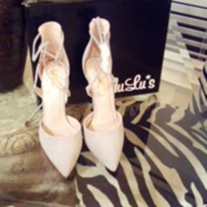 Lulu's Shoes - Ladies heels